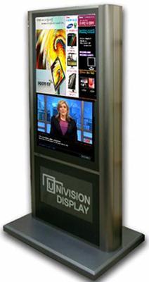 SYNET公司将Univision户外数字标牌引进北美市场