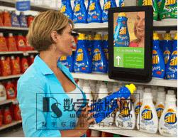 沃尔玛将数字标牌网络推广到其山姆会员店