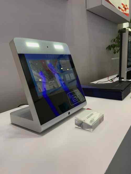 """锐目携智能AI新品亮相""""第六届科博会"""""""