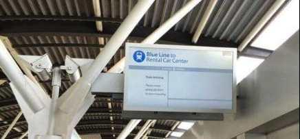 数字标牌如何增强机场用户体验