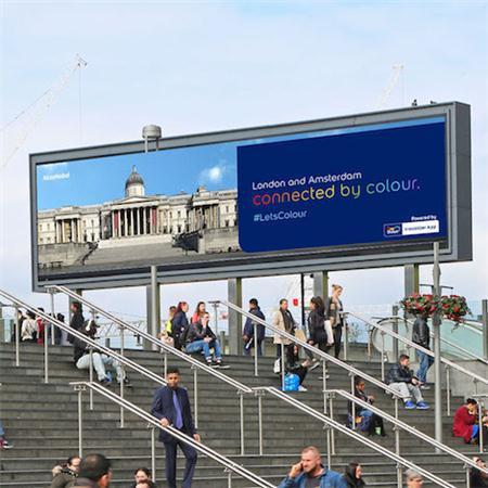 多乐士:构筑伦敦与阿姆斯特丹的沟通桥梁
