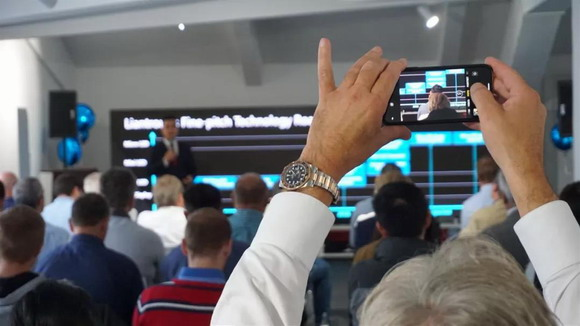 """""""德国协作3.0 ―― 联建光电线下新品发布会""""盛大落幕"""