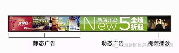 【新品】SEEYOO 23寸物联网数码条形货架