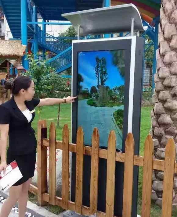 景区电子指示牌,助力公园景区观光服务