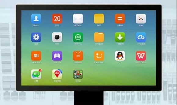 新品|科技生活,一触即发-大屏电容触摸一体机即将上市