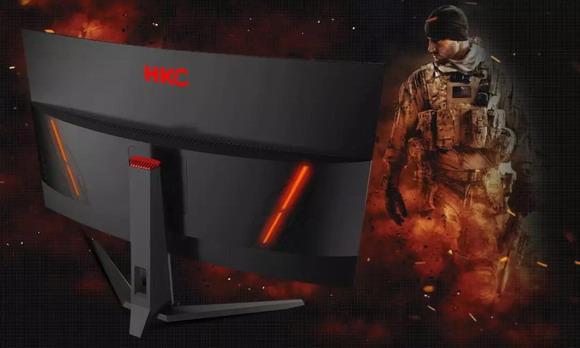 HKC超强显示装备联姻电竞酒店,为玩家锻造全新体验