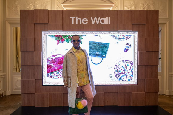 The Wall Luxury 现身世界顶级奢侈品展会: