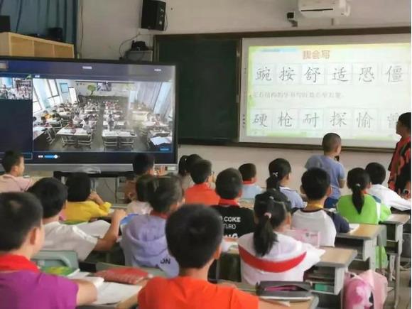 """希沃录播助力义乌市""""互联网+义务教育""""活动,点亮千校结对工程"""