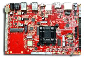 HY-M802/S812广告机安卓控制板