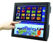 整合型互动式显示器