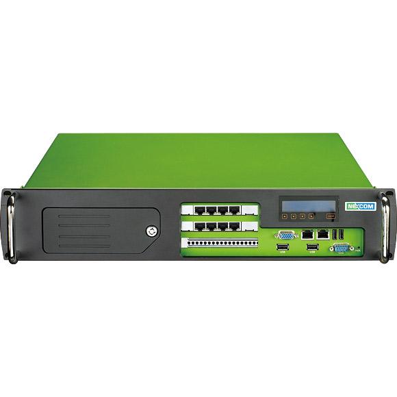NViS 7280P8智能视频监控系统