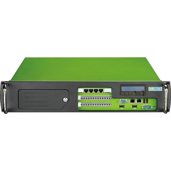 NViS 7281P4智能视频监控系统