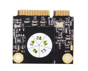 MSATA MINI(MINI PCI-E半卡SATA2.0协议 Smart系列)