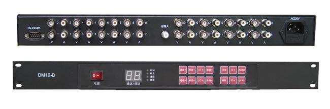 16路视频解调器