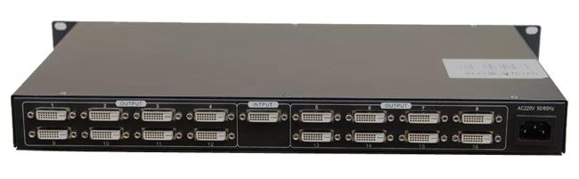 DVI1分16路分配器