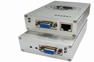 信息发布系统VGA音视频延长器