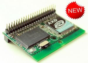 AXD推出全球性能最快 IDEDOM电子盘, 性能超130MB/s用于工控领域 瘦客户机领域老旧设备升级使用