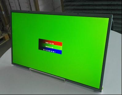 21.5寸高亮液晶屏,BOE模组改装高亮屏,显示比率16:9,高分辨率1920*1080,常黑显示