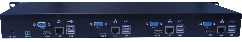 4路网络矩阵IP矩阵