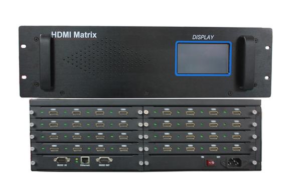 HDMI16*16矩阵