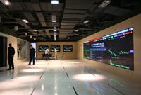 供给上海中国金融期货交易所大屏STB IDS-3000