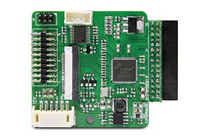 LVDS TO eDP 横插转换板
