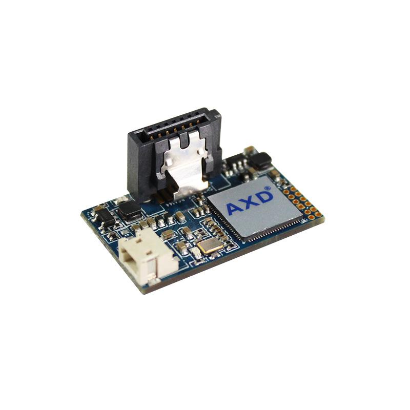 AXD推出SATAIII SATADOM电子硬盘,