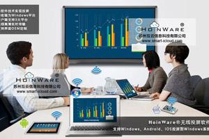 无线投屏软件,同屏镜像软件,一键无线传屏