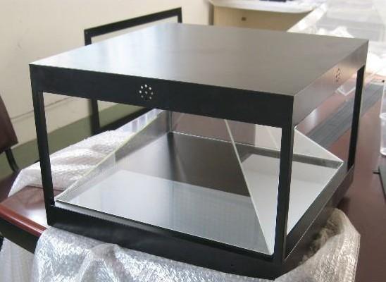 270度全息展示柜,360全息展柜,异形全息展柜定制