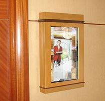 供给厦门禹州温德姆豪庭大酒店IDS STB-4000信息发布系统