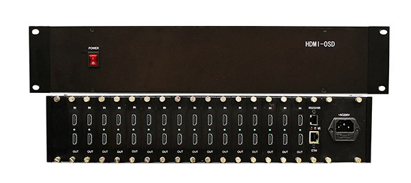 HDMI字符字幕叠加器