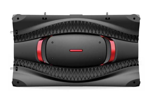 巴科HD P2.34高清小间距LED显示屏