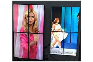 电视拼接屏